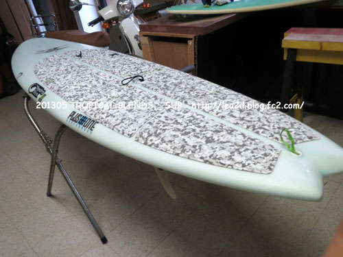 2013年5月 TROPICAL BLENDS - Hydro Flex Board