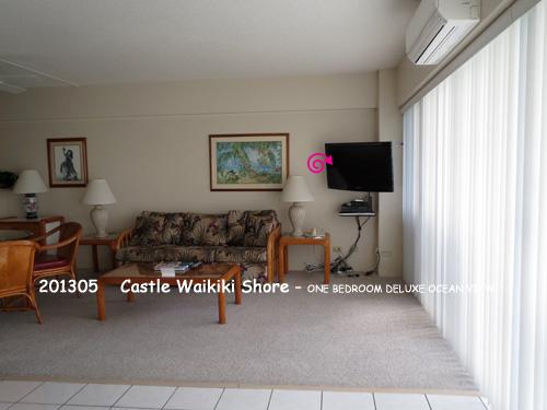 2013年5月 Castle Waikiki Shore - Wi-Fi