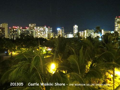 2013年5月 Castle Waikiki Shore