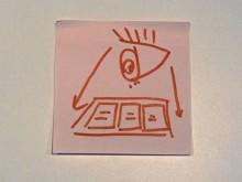 ラーニングデザイナー 加藤弘道のブログ-「視界にスッポリ入りますね」