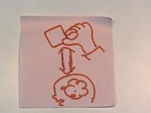ラーニングデザイナー 加藤弘道のブログ-「手と脳が直結しますね」