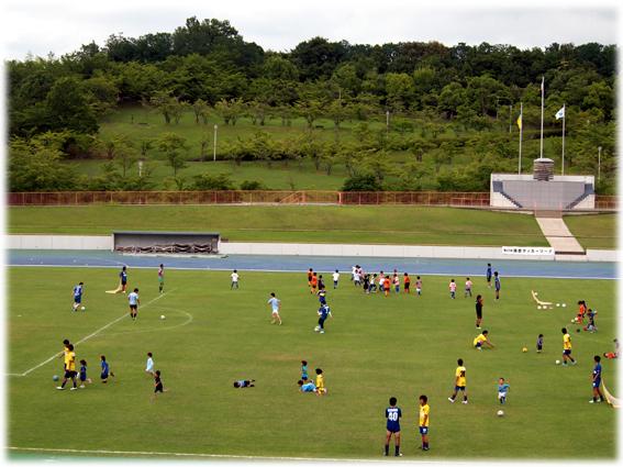 子供サッカー教室250717