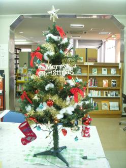 【大分芸短大】クリスマスツリー