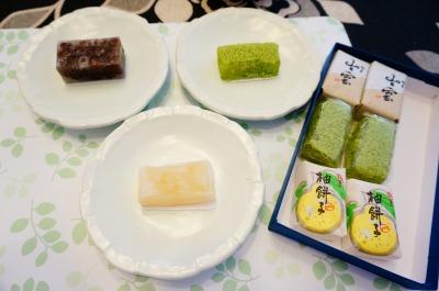 松江の銘菓3点♪
