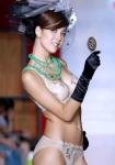 中国セクシーランジェリー下着ファッションショー 内衣 模特 走秀 おっぱいの谷間 くびれ ブラジャー パンティー 高画質エロかわいい画像67
