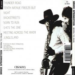 Bruce Springsteen - Born to Run2