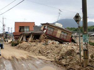 萩市豪雨災害