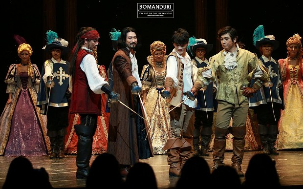 140102 THE THREE MUSKETEERS pm4 2nd - 3-5
