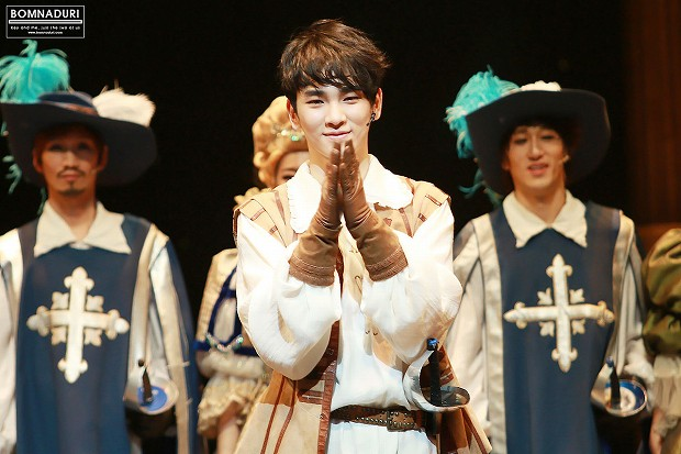 140103 THE THREE MUSKETEERS pm4 3rd - 1-2