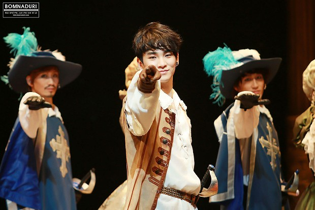 140103 THE THREE MUSKETEERS pm4 3rd - 1