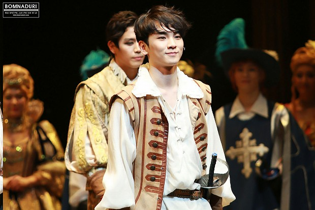 140103 THE THREE MUSKETEERS pm8 4th - 1-5