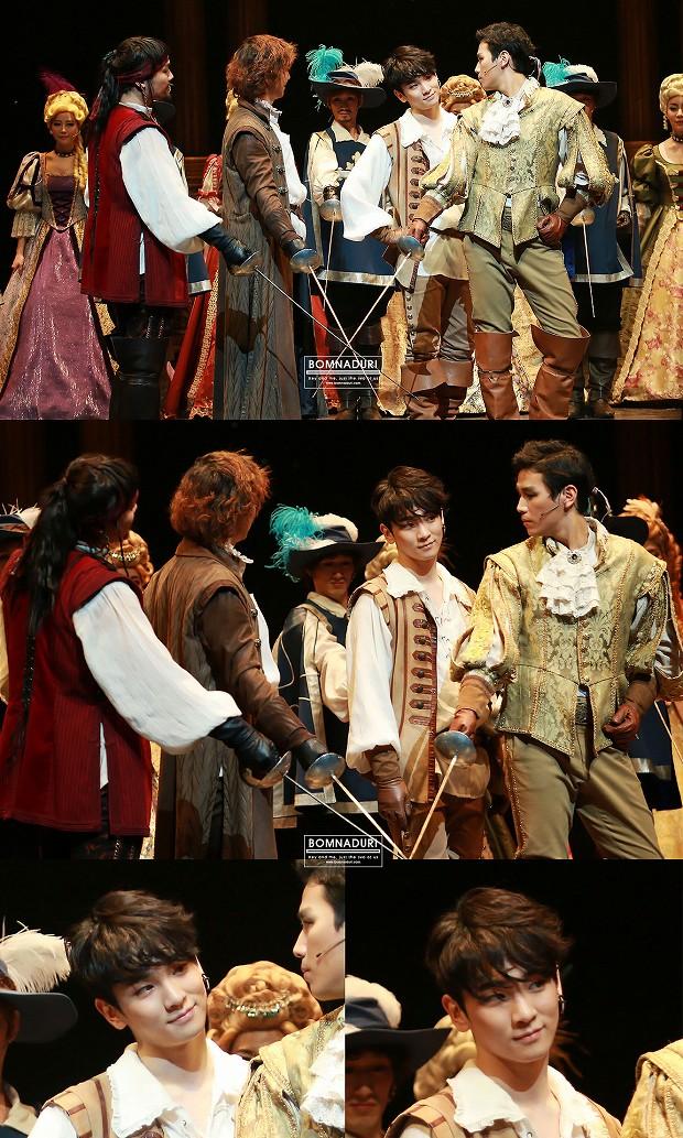 140103 THE THREE MUSKETEERS pm8 4th - 1-2