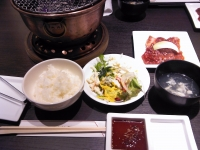 東京での焼肉