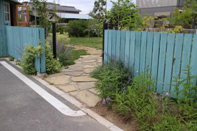 m open garden