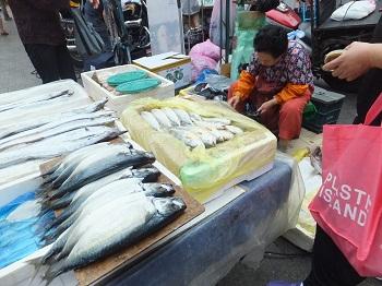 魚屋のおばちゃん
