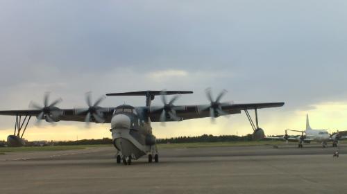 US-2離陸