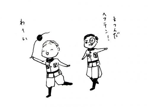 大佐とヘフテン