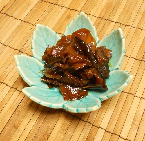 芝田先生のしょうがの佃煮ハーブの恵みのしょうがチャーハン13