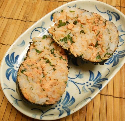 秋のソウルフード芋煮おにぎり三種24