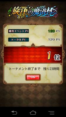 1位(仮)