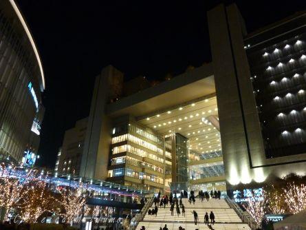 大阪駅西 光景