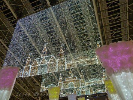 大阪駅イルミ 2