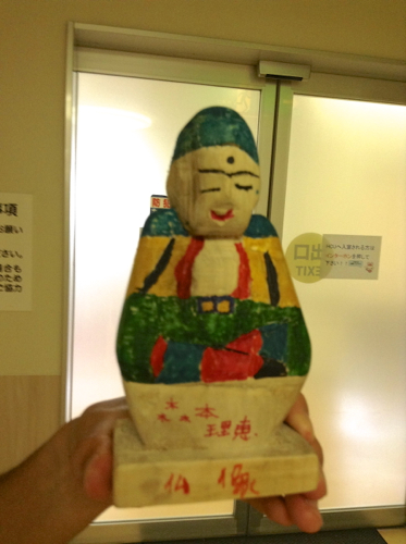20130808 U太の仏像