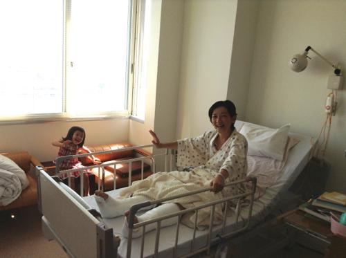20130812一般病棟へ