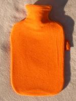 フリース オレンジ