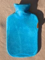 ソフトベロア ブルー