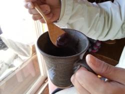 あんこコーヒー
