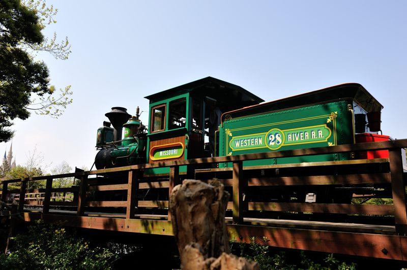 ウエスタンリバー鉄道2