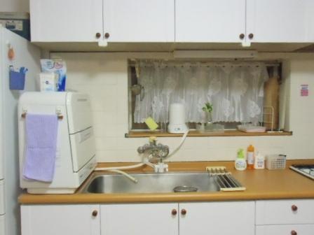 キッチンタイル1