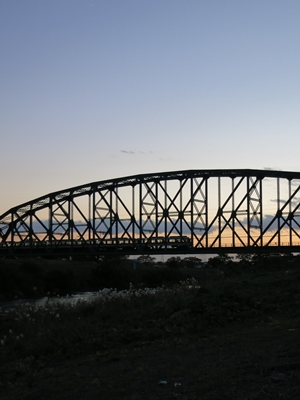澱川橋梁1311