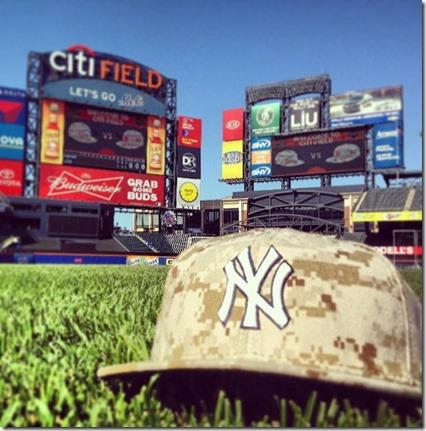 Memorial day NYY cap