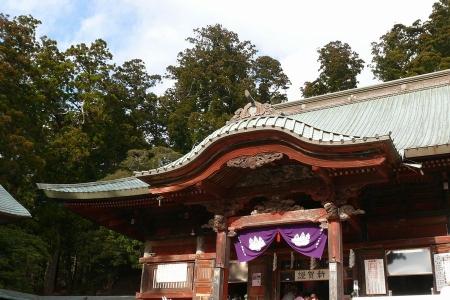 清澄寺本堂