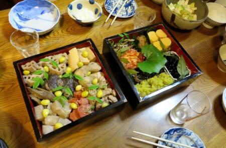 2014_01 01_手づくりのおせち料理