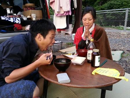 富士夢祭りの一行13(2013.6.21)