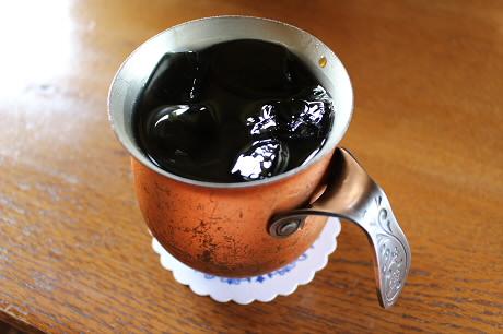 七時雨山荘茶居花のコーヒー06(2013.7.15)