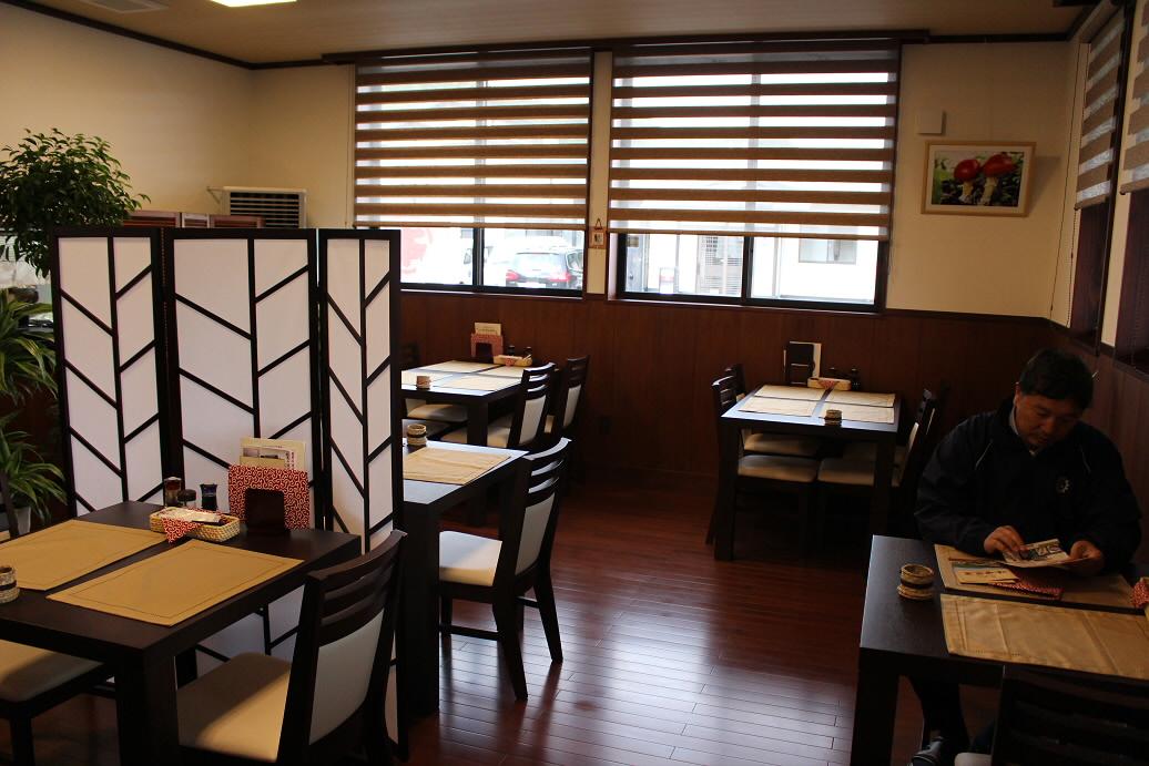 味噌茶屋ランチ05(2013.10.17)