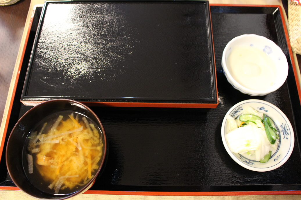 味噌茶屋ランチ09(2013.10.17)