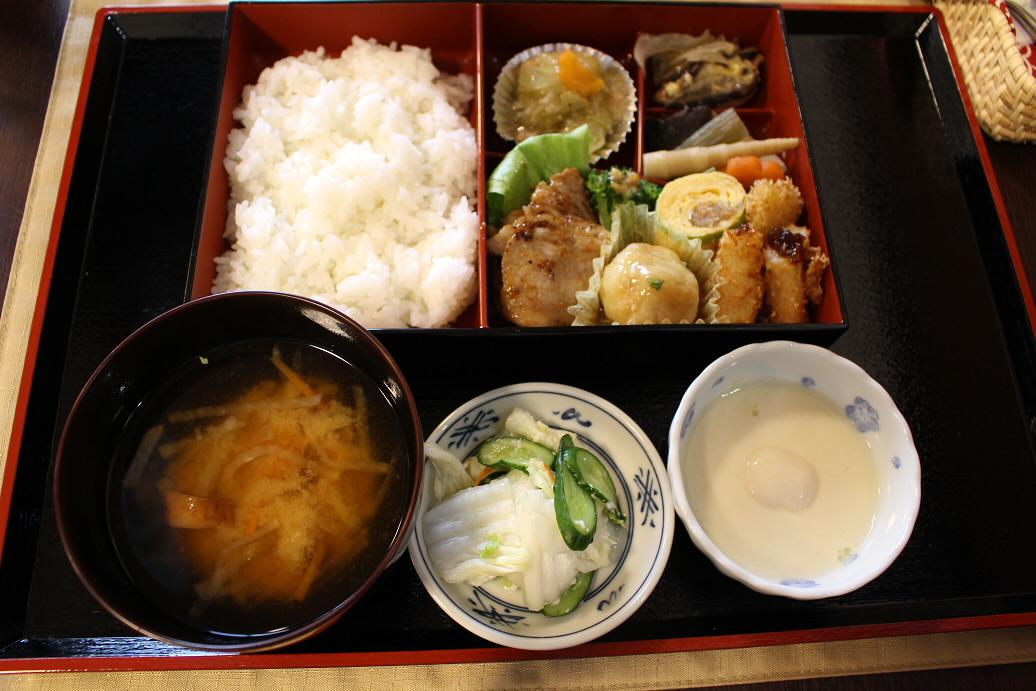 味噌茶屋ランチ10(2013.10.17)