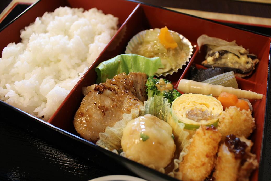 味噌茶屋ランチ11(2013.10.17)