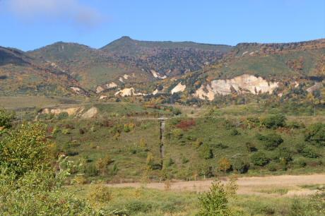 旧松尾鉱山アパート群05(2013.10.10)