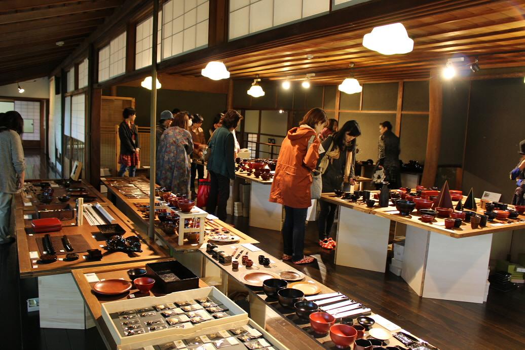 安代漆工技術研究センター30周年記念展38(2013.10.18)