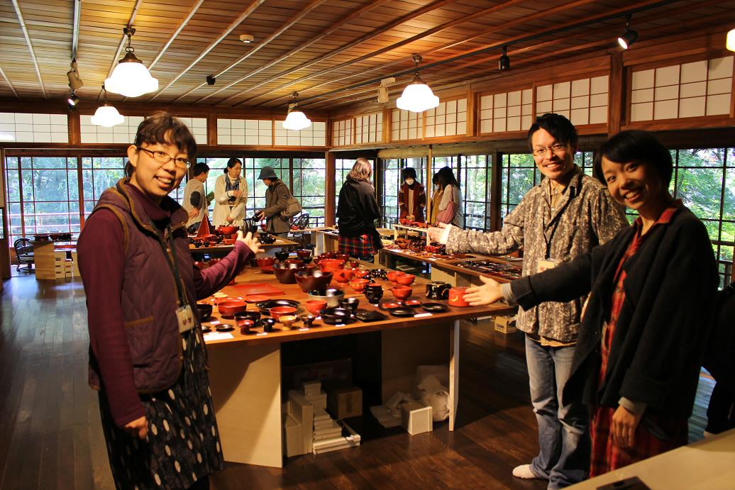 安代漆工技術研究センター30周年記念展43(2013.10.18)