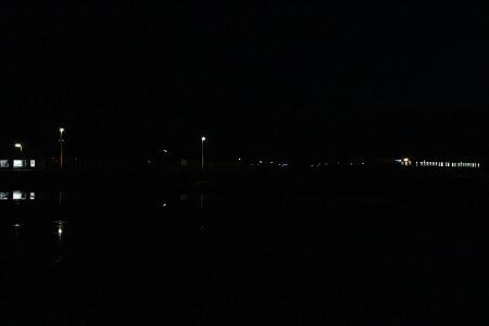 夜水田と花輪線04(2013.5.16)