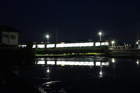 夜水田と花輪線10(2013.5.16)