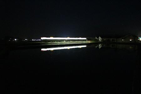 夜水田と花輪線18(2013.5.16)