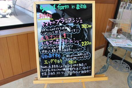 サラダファームのエッグタルト03(2013.8.28)